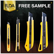Free Sample No.1 snap off cutter knife supplier in Alibaba