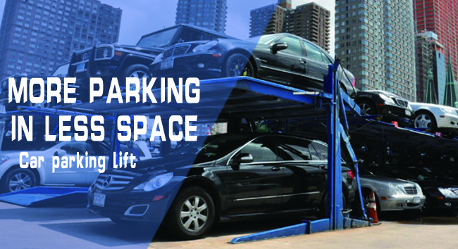 smart parking system parking system project double stack parking system