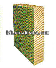 Green Single Coating evaporative cooling pad 5090/6090/7090