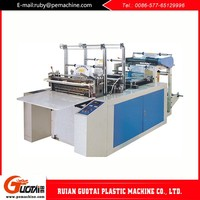 china wholesale websites bottom cut and seal bag making machines