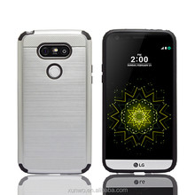 New Product Hybrid Armor Shock Proof Protective Hard Mobile Phone case for LG K8