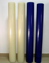 asia pallet hot blue free sample goods protection lldpe stretch film