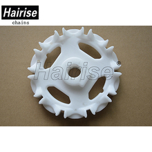 Hairise 20% cost saving plastic nylon sprockets gears wheel