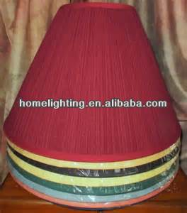 S-810 Fabric Hardback Pleated Lamp Shade