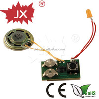 Hangzhou jingxin electronics co, ltd sound module with factory price