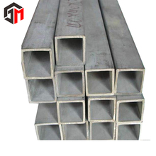 Factory direct sale ST52 steel Hollow square bar