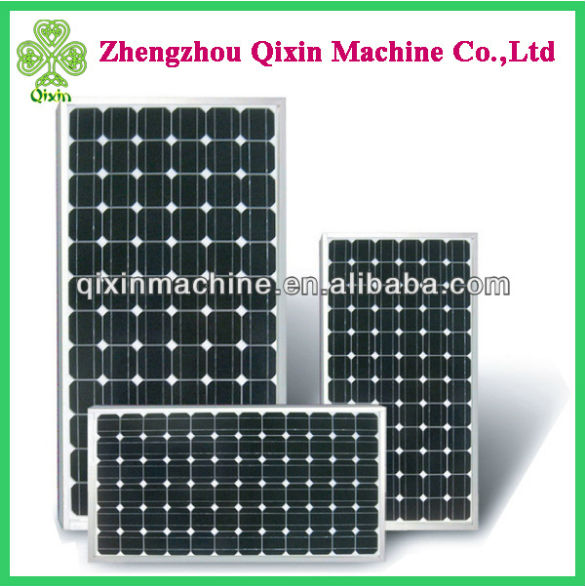 High efficiency 5W-300W PV price per watt solar panels