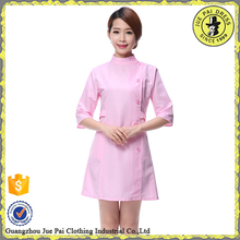 Spa Uniform Tunic Pink/Salon Wear Tunics/Hair & Nail Salon Uniform