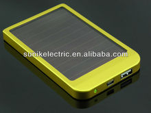 2013 Hottest consumer electronics solar panel portable mobile battery charger for blackberry