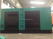 250KVA Electric Power Generation Enclosed Genset Silent Diesel Generator Set