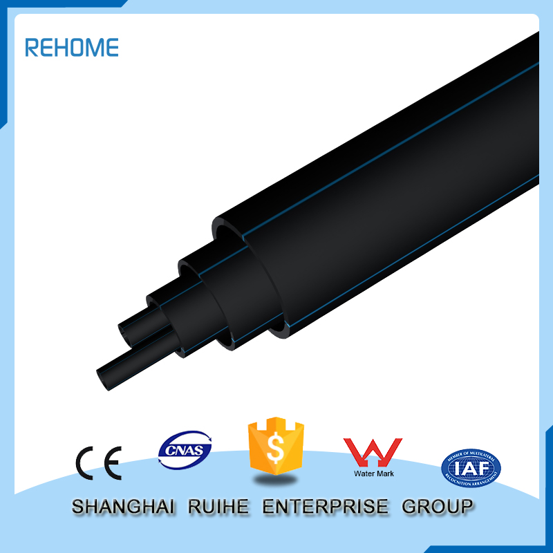 Best Price Good Quality Low Price pe hdpe pipe 4 drain fittings