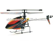 2012 hot sale 2.4Ghz 4ch single rotor rc helicopter