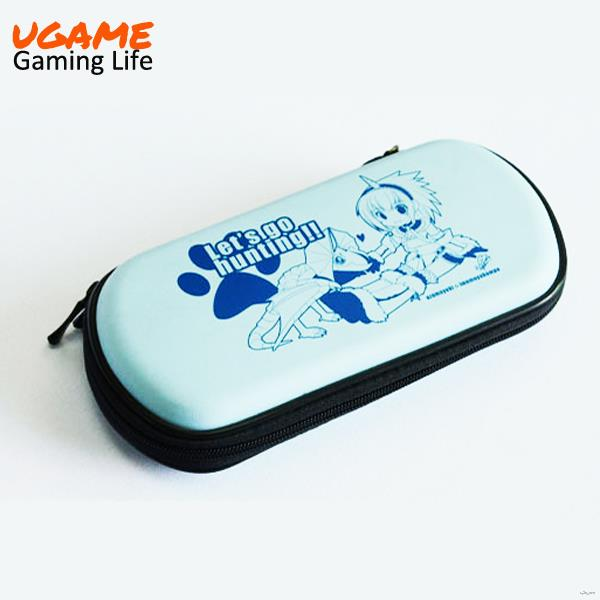 Bottom price professional game pouch case for wii