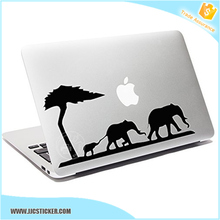 China cheap removable laptop label,waterproof laptop decal,pvc print vinyl removable laptop stickers