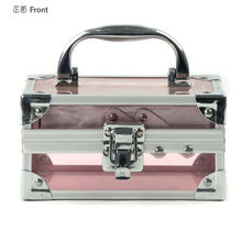 acrylic vanity case transparent makeup case cosmetic case for wholesale