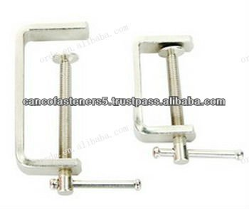 flat steel c clamp