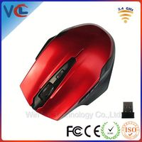 Cheap Price FCC CE Standard Wireless Optical Mouse android air mouse