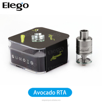 GeekVape Avocado Genesis RTA Tank 3ml /Avocado RTA with stock