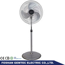 Best Electric 16 Inch Stand Fan with Metal Blade