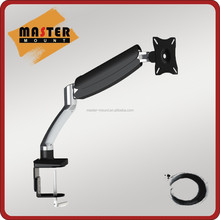 Desk Arm Monitor mount for 10 to 27 inch screen