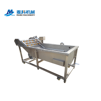2017 the best price mango and carrot industrial fruit and vegetable cleaning machine