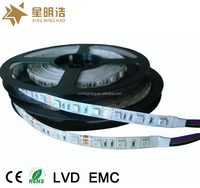 DC 12V/24V SMD 5050 60LEDs/M 1000LM/M white PCB with CE/RoHS/LVD waterproof LED light strip