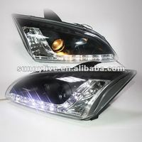 For Focus LED Head Lamp 2005 year For FORD