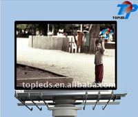 Outdoor rental commercial P16 led display