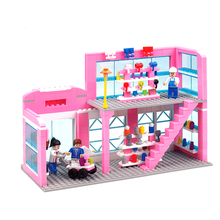 Factory Direct Sale Colorful Plastic Large Building Blocks Toy