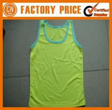 2016 Cheap Custom Fitness Promotional Sport Gym Tank Top