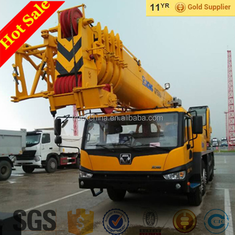 China Famous Brand XCMG 16 Ton Truck Crane For Sale