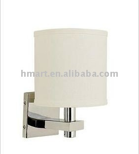 Steel Base Decorative Wall Lamp