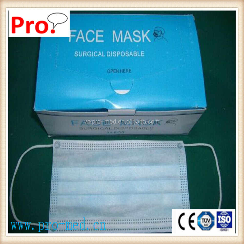Best manufacturer of medical face mask with ear loops