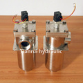 Steel welding filter housing return pipeline oil filter