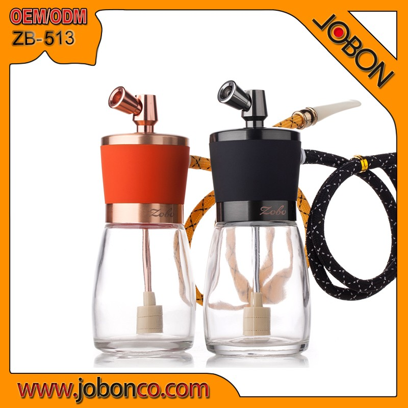 Zobo Glass Water Pipe Smoking Glass Shisha Hookah Shisha Bottle Hookah 513