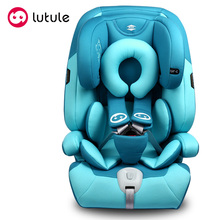 hot sale child car seat sliding knitted baby car seat
