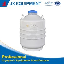 Quality assured 30L Liquid nitrogen dewar container YDS-3O semen vessel