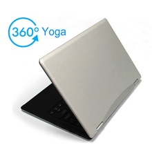 Manufacturer of 11.6 inch OEM/ODM 360 degree YOGA, Windows 10 laptop computer with Intel apollo lake or Cherry Trail