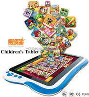 China OEM Wholesale 16GB Camera Android System 4.1 Kids Tablet PC