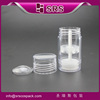Round shape empty container ,luxury deodorant container for body