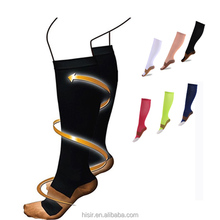 Free shipping Compression Sports Sock Tired Achy Unisex Women Men Anti Fatigue Magic socks