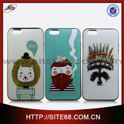 Mobile Accessory Phone Skin Case Cover ,Sublimation Blanks Mobile Phone Cover for iPhone 6