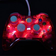 China Supplier Video Game Accessories For Xbox 360 Wired Controller