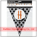 Halloween Bunting Garland Banner Paper Decoration 2.8 Meters Happy Halloween