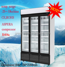 1260L instant bottle refrigerator with 3 doors