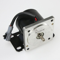 high quality holly best 12 volt dc fan motor for new energy electric car