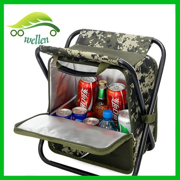 de haute qualit personnalis camping en plein air camouflage sac dos glaci re sac de selle. Black Bedroom Furniture Sets. Home Design Ideas