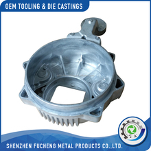 high pressure aluminum die castings with excellent surface finishes