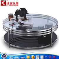 Foshan coffee table fish tank for sale