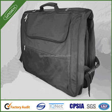 cheap travel mini fabric packaging foldable non woven garment bag wholesale/nonwoven suit cover